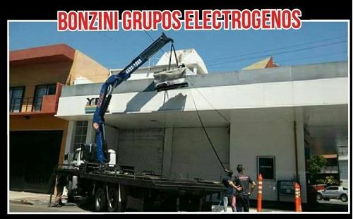grupos electrogenos - reparación - service -