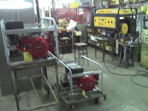 grupos electrogenos/generadores conversión a gas natural/glp
