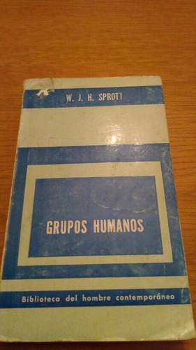 grupos humanos sprott editorial paidos