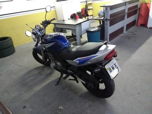 gs 500 e azul