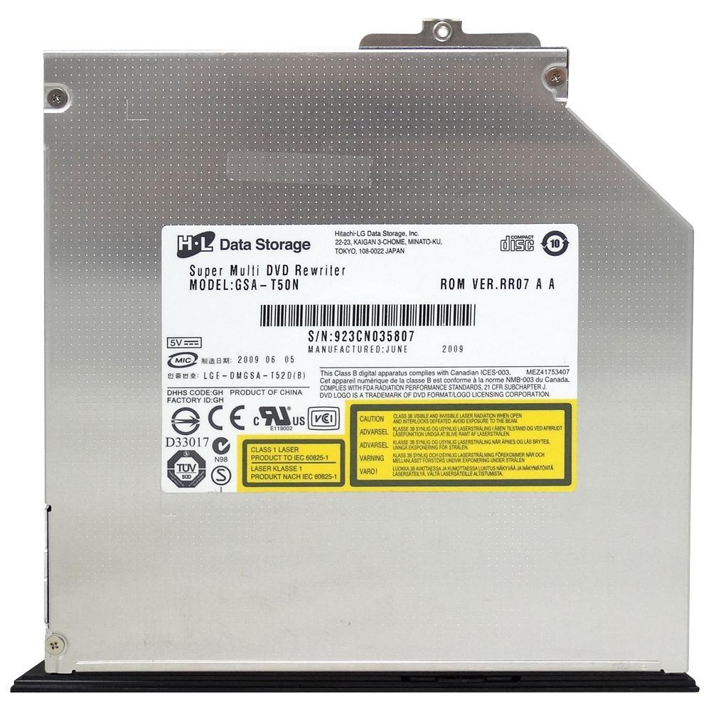 HL DT ST DVDRAM GSA T50N TREIBER WINDOWS XP