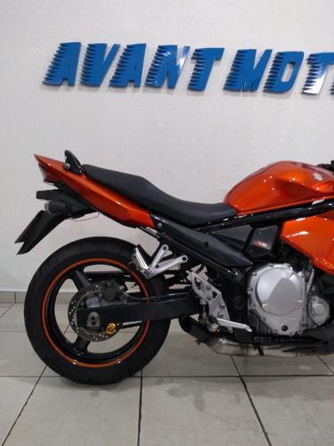 gsx 650 f 2011 laranja