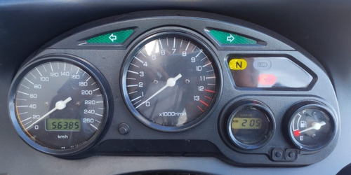 gsx 750f, ano 2007,  aceito trocas