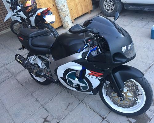 gsx-r 600w excelente!!