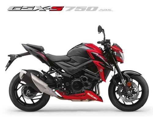 gsx-s 750 abs - suzuki - 2019