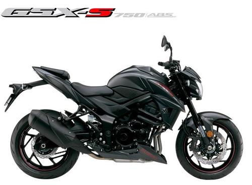 gsx-s 750 abs - suzuki - 2019 - z900 - z800