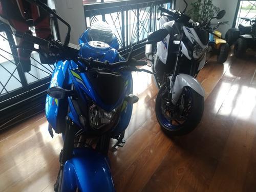 gsx-s 750 azul ano 2020
