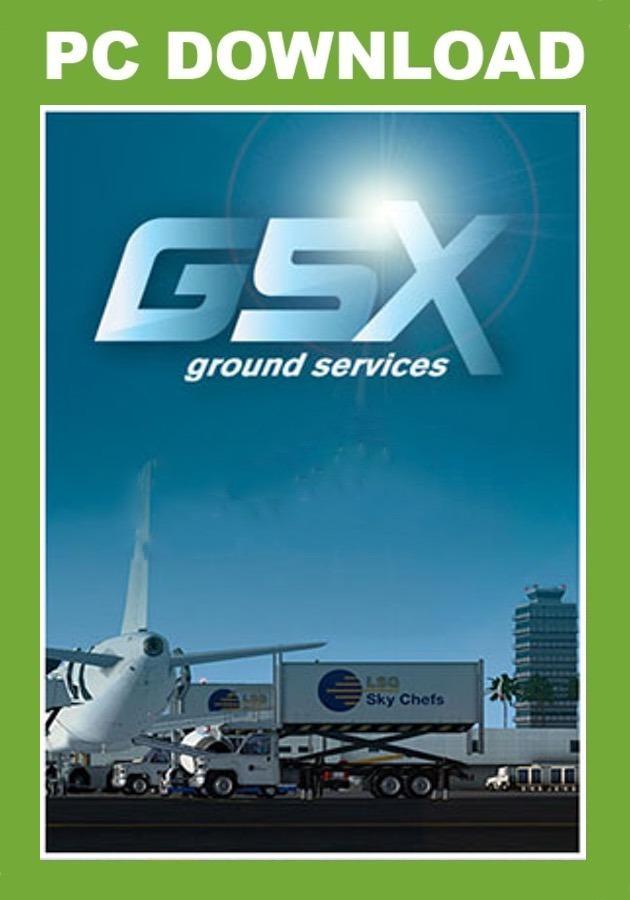 [gsx] Serviço De Solo Para Fsx & P3dv4