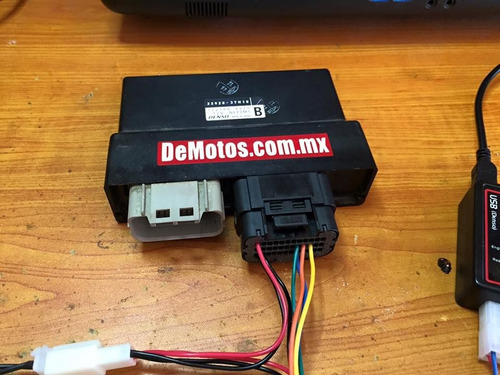 gsxr 1000 flasheo ecu launch control (arrancones,largada)