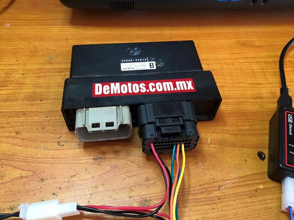Gsxr 600 750 Flasheo Ecu Elimina Gobernador (powercommander)