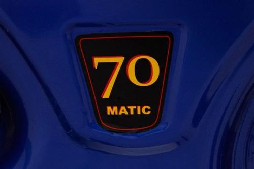 gt 70 automatica