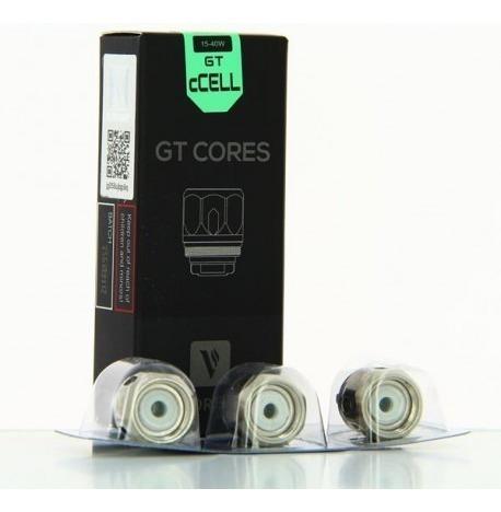 gt mesh + gt ccell2 + gt ccell coil vaporesso (1 pç de cada)