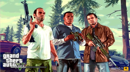gta 4 + gta 5 grand theft auto iv + v patch ps2 em português