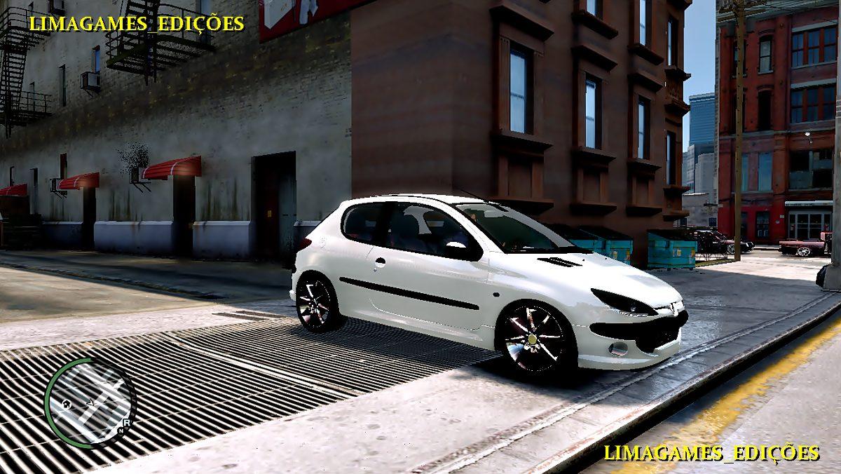 gta modificado com carros brasileiros para pc gratis