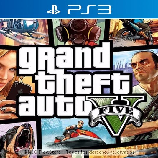 Gta 5 Grand Theft Auto V Juego Ps3 Espanol Oferta 399 00 En