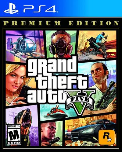 Gta 5 Grand Theft Auto V Premium Edition Mipowerdestiny