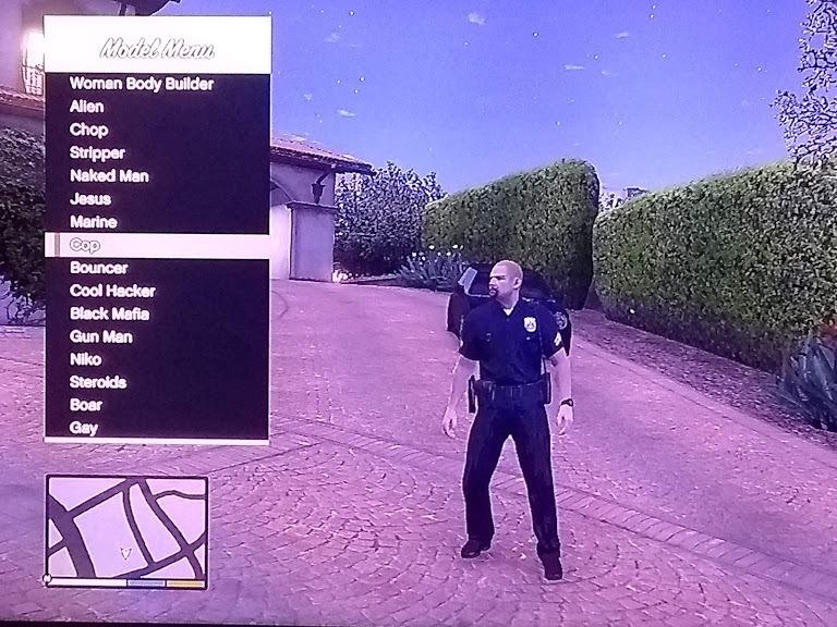 Gta 5 Mod Menu Dark 12 Xbox 360 Lt2-lt3 Envio Email Iso