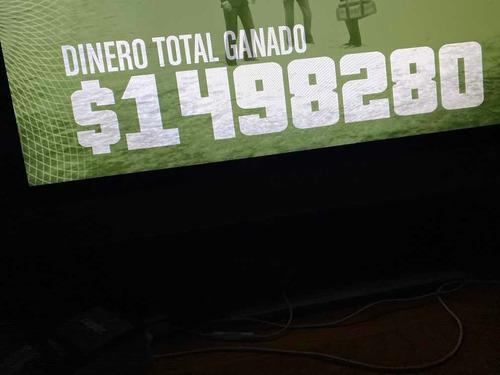 gta 5 online 4.3 millones x 60 pesos