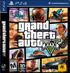 529090db523 Gta 5 Ps4 Videojuegos Juegos Ps - GTA 5 en Mercado Libre Argentina