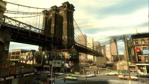 gta iv & episodes from liberty city ps3