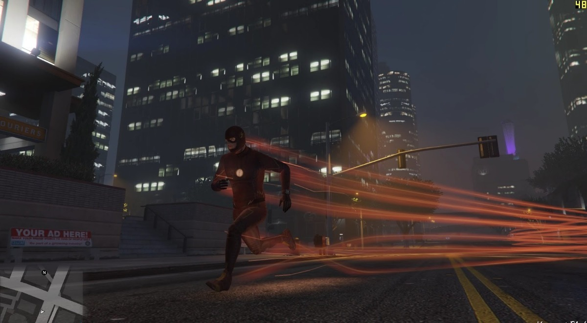 Gta Mods Julionib - Venom, Magneto, Thanos, Ironman, Flash++