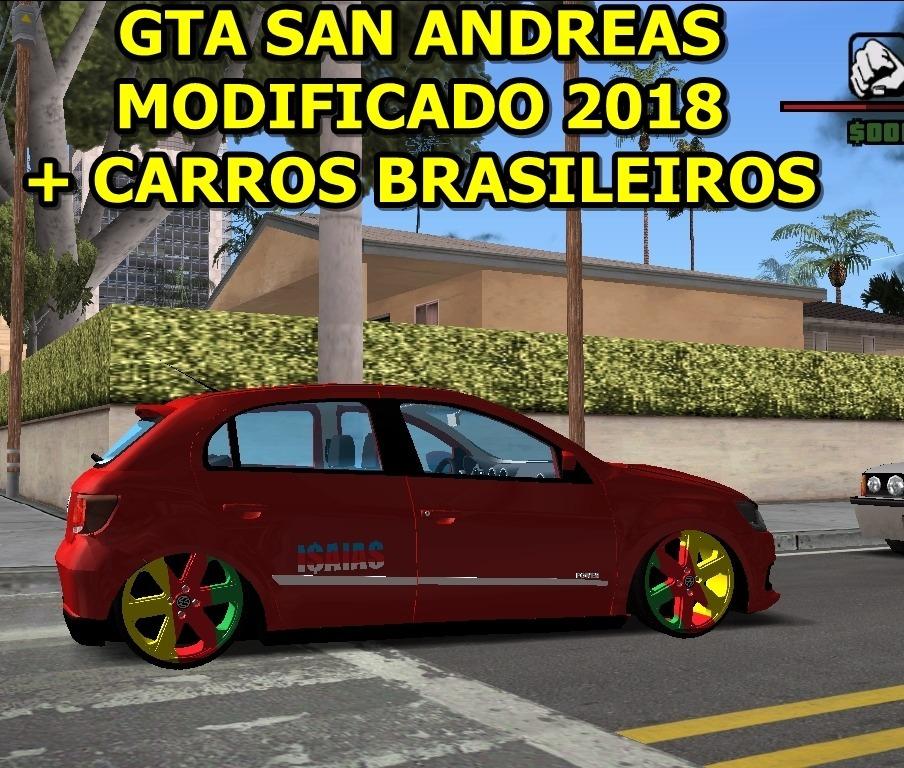 download gta san andreas pc modificado 2018