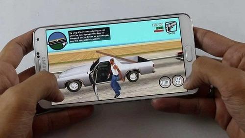 gta: san andreas para celular android.