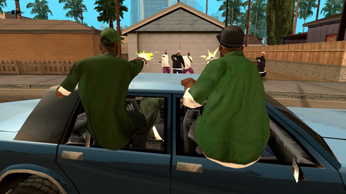 gta san andreas remastered ps3 grom
