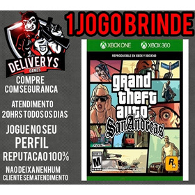 Gta San Andreas Xbox One Midia Digital