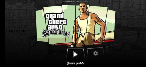 gta san andrés para móvil 100% oficial