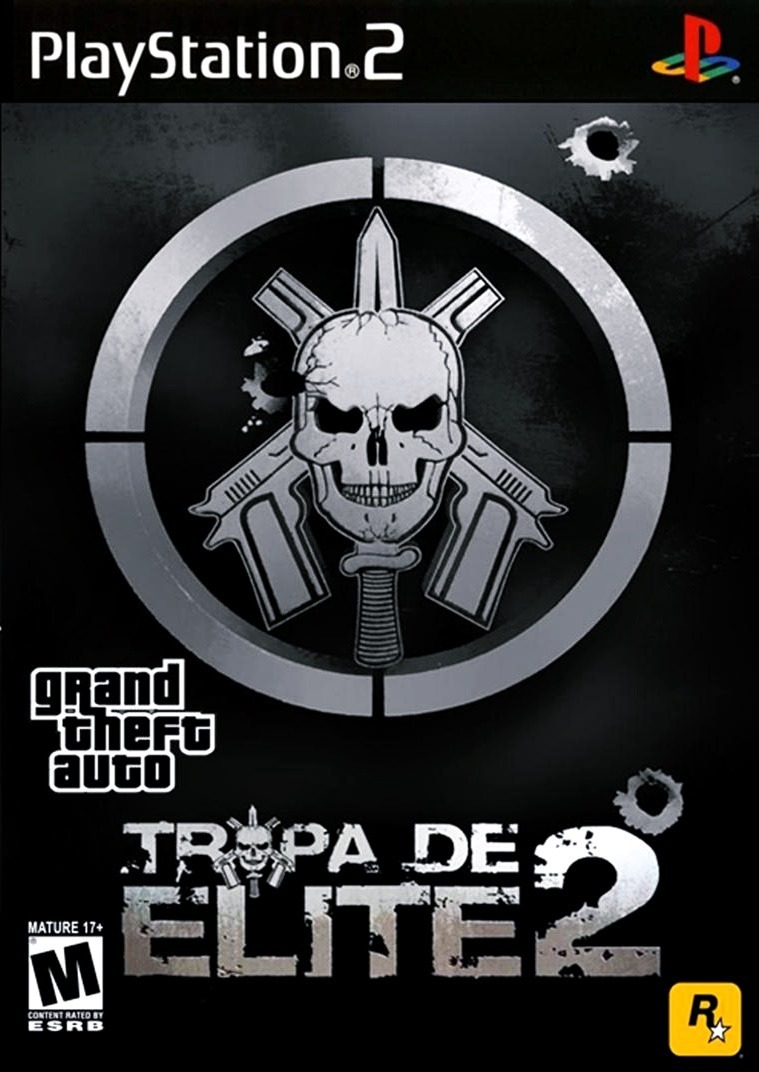 jogo gta tropa de elite 2