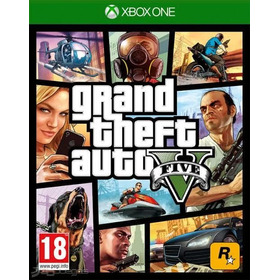 Gta V Edición Premium- Xbox One Descarga Digital