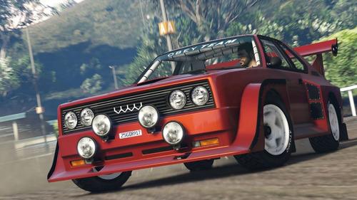 gta v grand theft auto 5 premium edition formato físico ps4