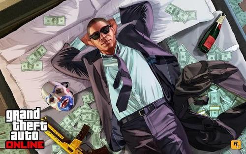 gta v online 1,000,000 de dolares