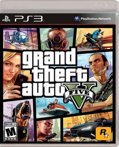 gta v ps3 juego digital oferta entrega inmediata