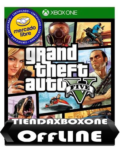 gta v xbox one digital original no codigo modo offline