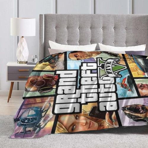 gtavgrandtheftauto micro manta ultra suave sofá cama m...