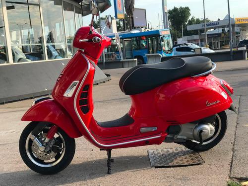 gts scooter vespa