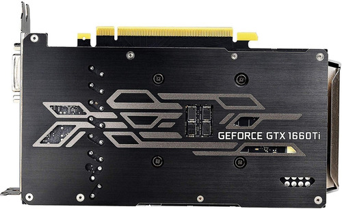 gtx 1660 evga geforce capturadora de video 6gb gddr6 ti sc