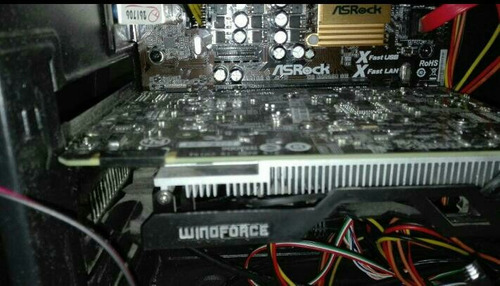 gtx 950 gigabyte 2gb poco uso