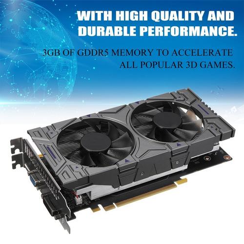 gtx1060 gddr5 tarjeta gráficos gaming 3 gb a 192 bits con ta