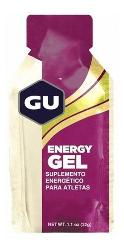 gu energy gel (32g)  sachê - gu