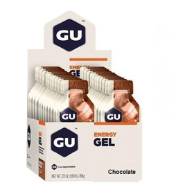 Gu Gel (caixa Com 24 Unid.) - Gu Energy Lab - Super Oferta