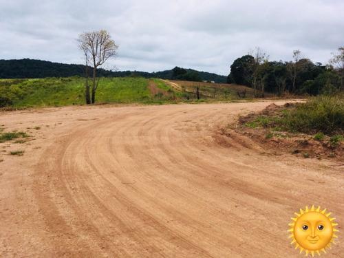 gu -  terrenos em ibiúna  de 1.000 m2 com portaria