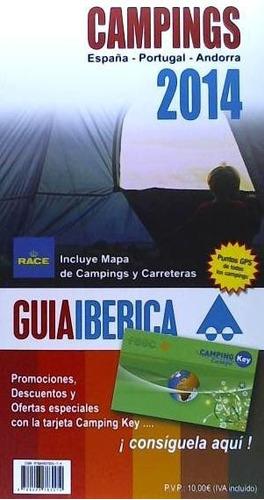 gu¿a ib¿rica de campings(libro viajes)