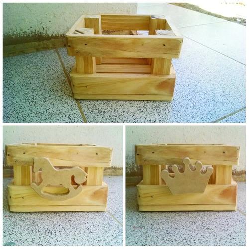 guacales 16*12*8 madera