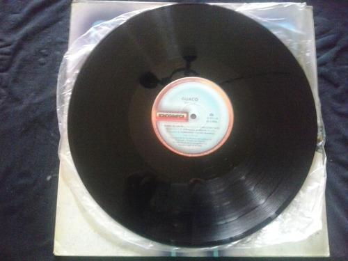 guaco. pack de 2. discos de vinil. gaitas - fusion