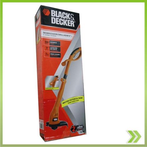 guadaña electrica black/decker electrica podar