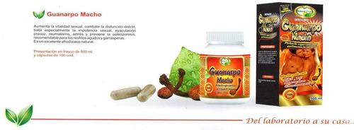 guanarpo natural plus cap x 100 ext x 500ml