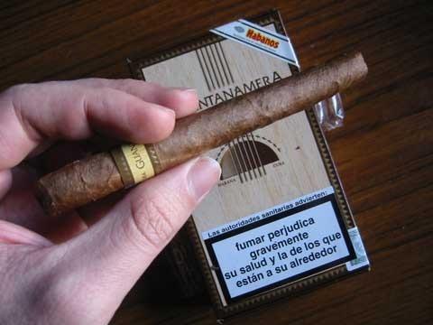 guantanamera habano habanos decimos decimo x5 puros cigarros